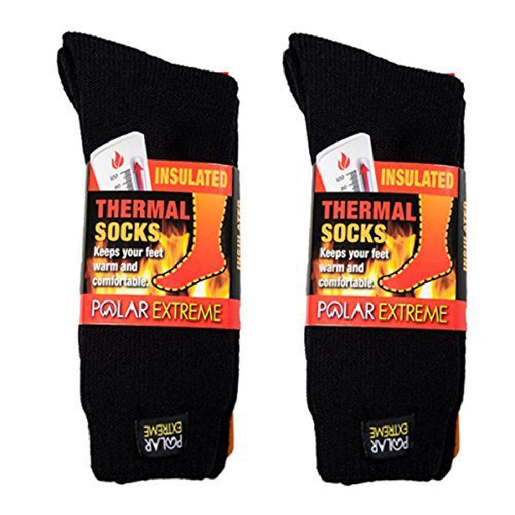 polar extreme warm mens socks