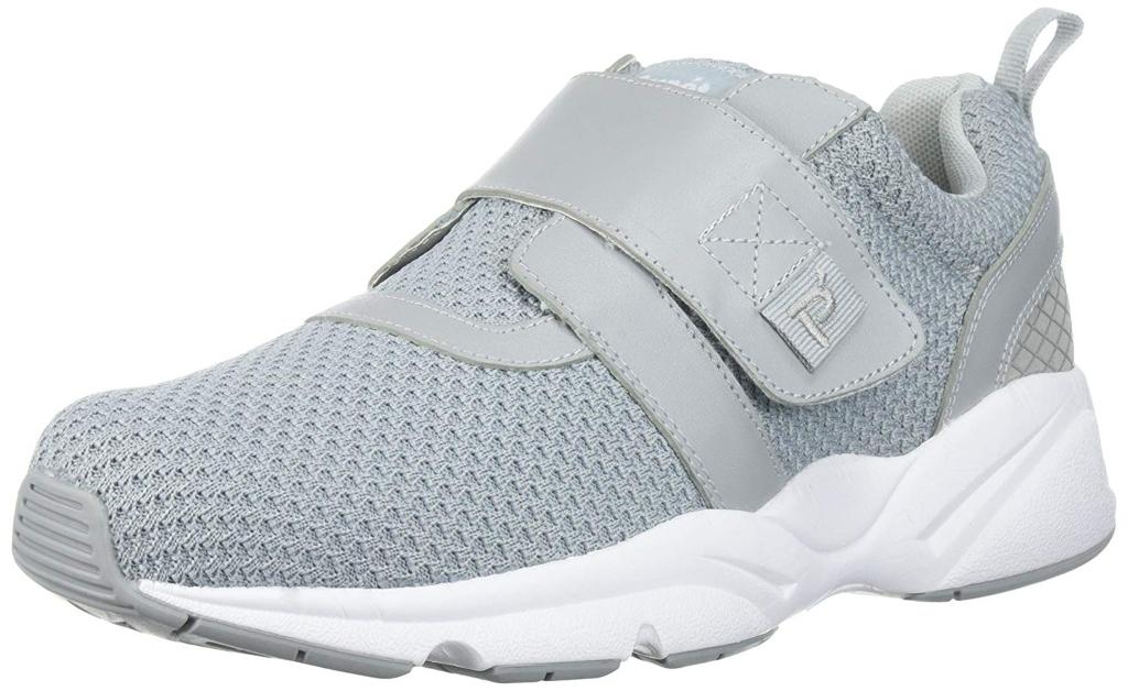 Propét Men's Stability X Strap Sneaker, velcro shoes