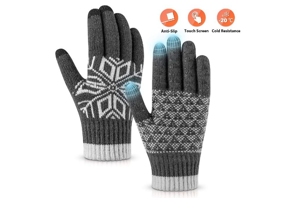 Pvendor Winter Gloves