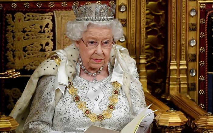 Politics Queen's Speech, London, United Kingdom – 14 Oct 2019