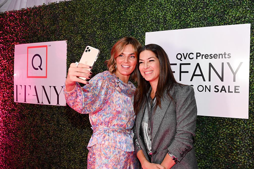 Tezza Barton, Rebecca MinkoffQVC Presents 'FFANY Shoes on Sale', Arrivals, Ziegfeld Ballroom, New York, USA - 10 Oct 2019