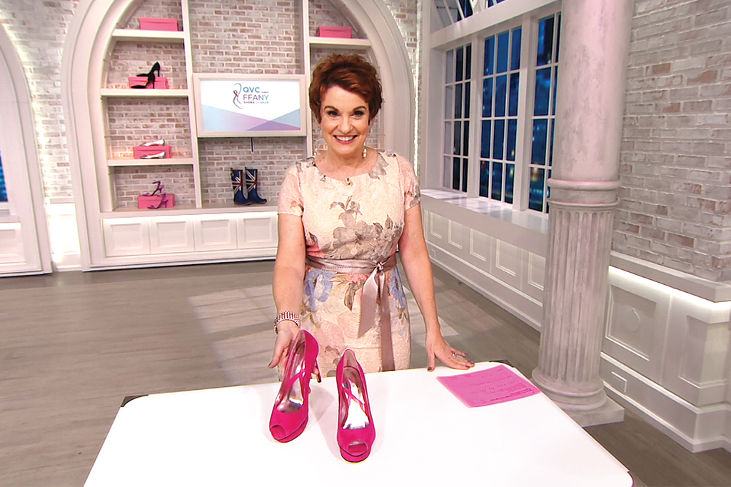QVC Jane Treacy FFANY Shoes on Sale