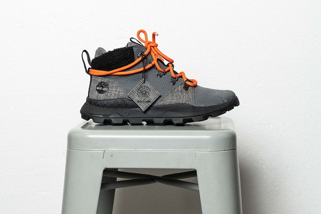 Timberland x Raeburn, shoes, brooklyn sneaker