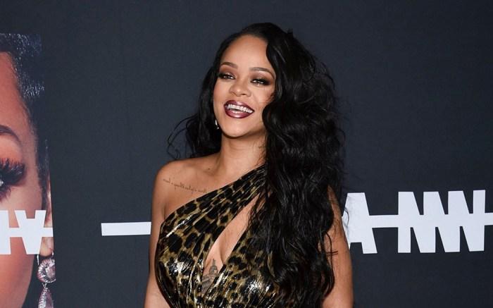 """""""Rihanna"""" Book Launch Event, New York, USA – 11 Oct 2019"""