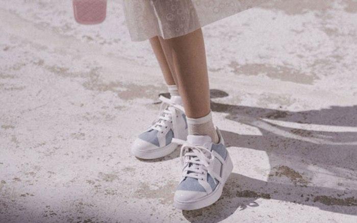 Roger Vivier, viv skate, sneaker, petite meller, music video, the way i want