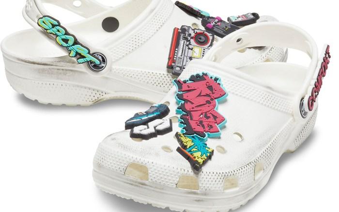 Ruby Rose x Crocs, shoes