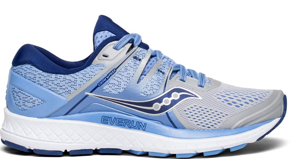 Saucony Omni ISO Sneaker, womens, wide shoes, running