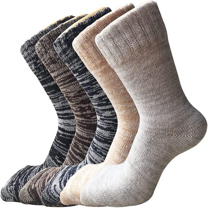 Senker Socks, warm socks for women