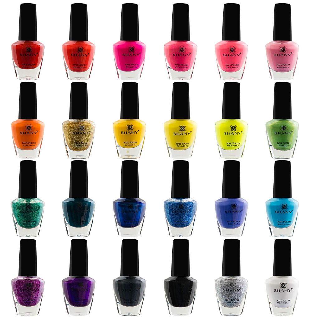 shany nail polish set