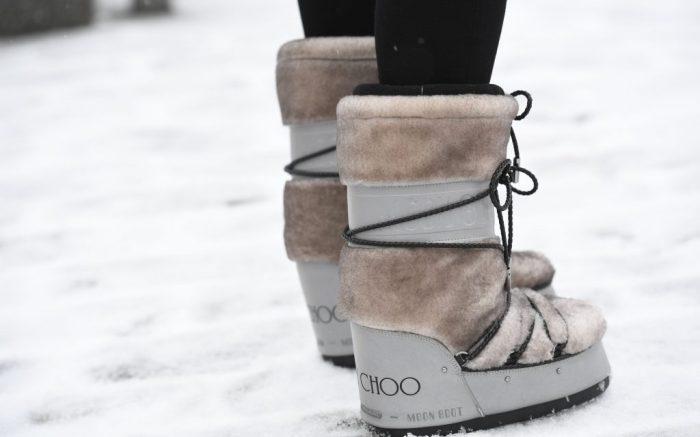 Street StyleStreet Style, Fall Winter 2019, New York Fashion Week, USA - 12 Feb 2019