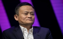 Jack Ma, CEO, Alibaba Group.VivaTech technology