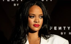 RihannaFenty Beauty by Rihanna photocall, Seoul,