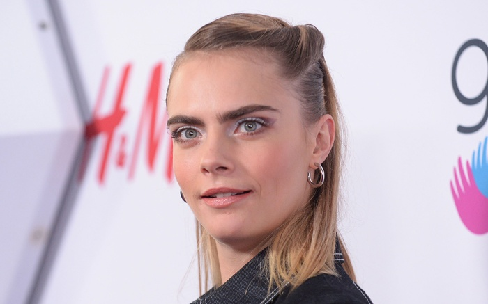 Cara Delevingne2nd Annual Girl Up GirlHero Awards, Arrivals, Beverly Wilshire, Los Angeles, USA - 13 Oct 2019
