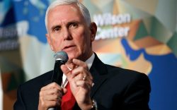 Vice President Mike Pence discusses U.S.