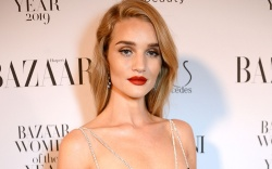Rosie Huntington-WhiteleyHarper's Bazaar Women of the