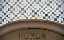 A View of the 'Furla' Store