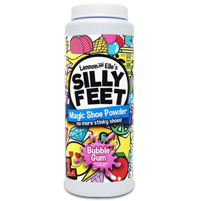 silly feet magic shoe powder