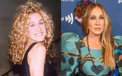 Sarah Jessica Parker, old, young, 1994,