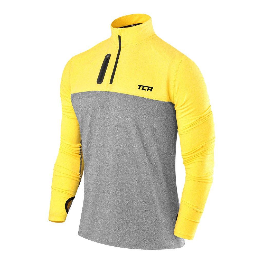 tca half-zip running shirt