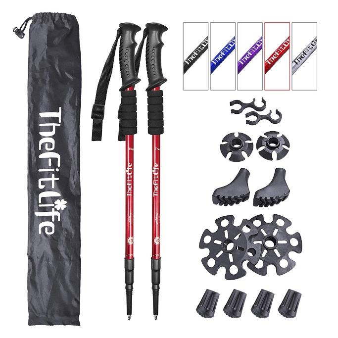 TheFitLife Nordic Trekking Poles