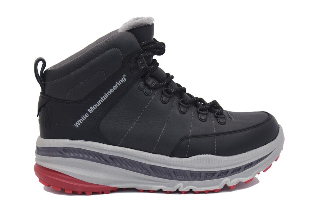 ugg, white mountaineering, ugg x white mountaineering, sneaker, black