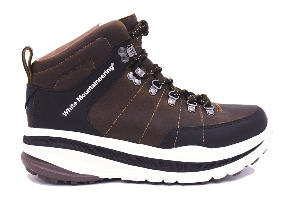 ugg, white mountaineering, ugg x white mountaineering, sneaker, chestnut, brown