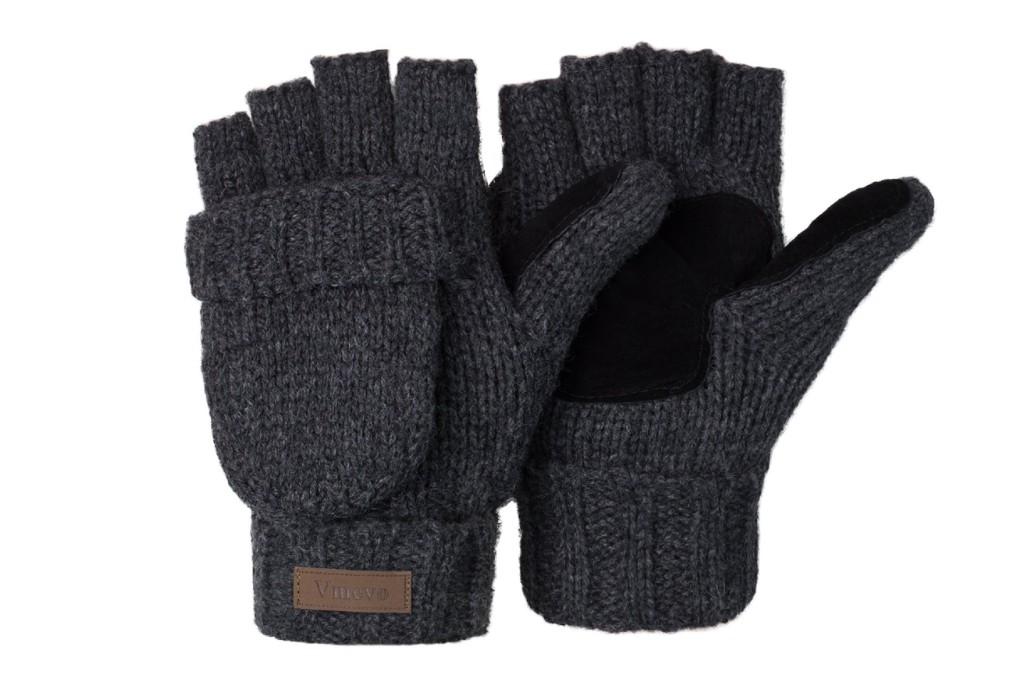 vigrace fingerless gloves