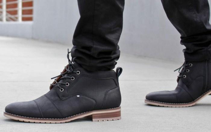 ferro aldo vegan boots