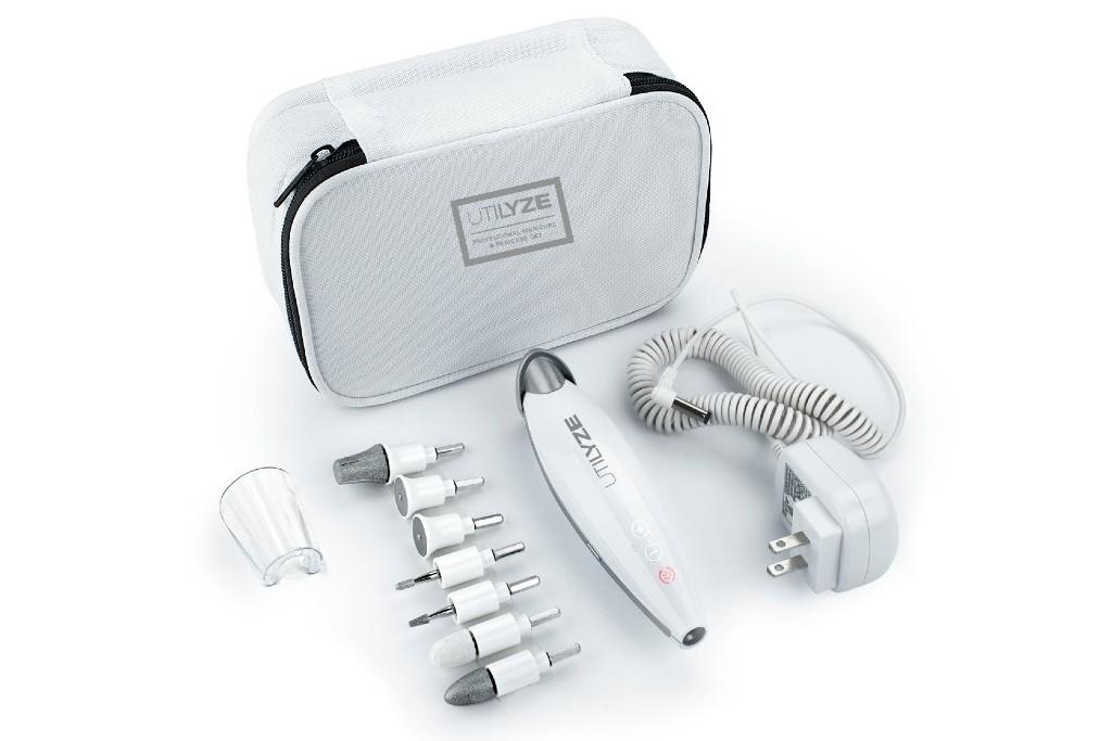Utilyze Electric Manicure & Pedicure Set