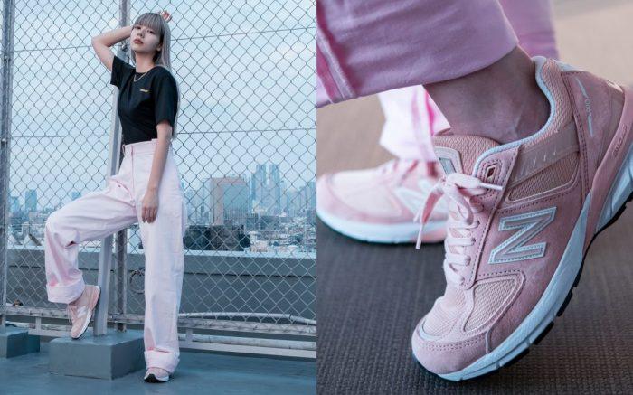 Kanna Oyama, tokyo, japan, new balance sneakers