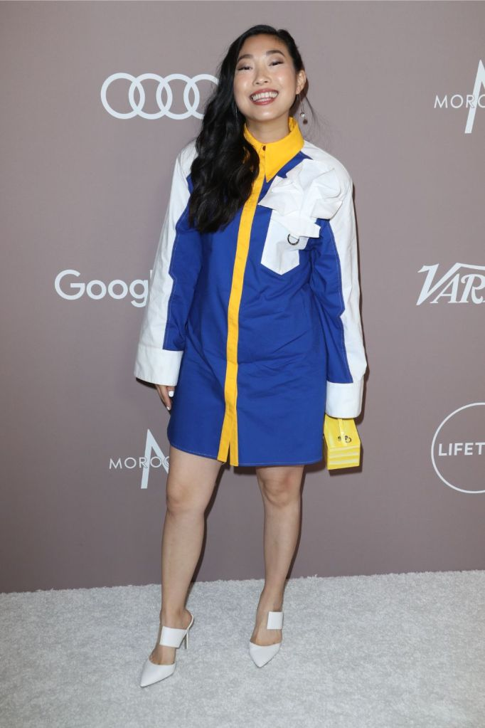 Awkwafina ,variety, power of women, variety's power of women, women, event, los angeles