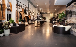 ugg, soho store, pop up shop,