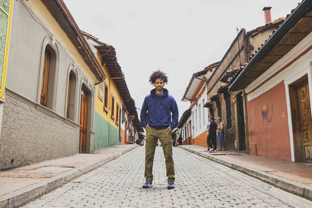 cat footwear, caterpillar shoes, bogota, colombia, contest, marketing campaign