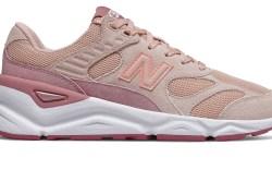 New Balance x Reformation X90, pink,
