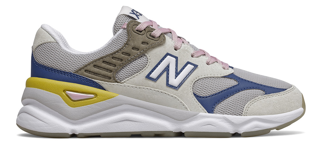 New Balance x Reformation X90, womens sneakers
