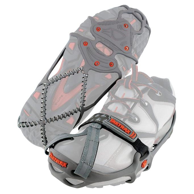 yaktrax run traction cleats, ice grips
