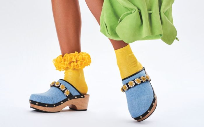 These Spring 2020 Shoes Are Totally '90s
