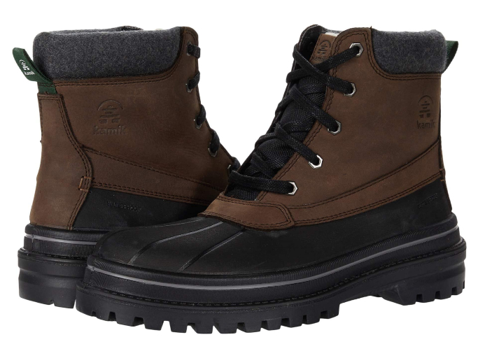 kamik tyson boot, best winter boots for men