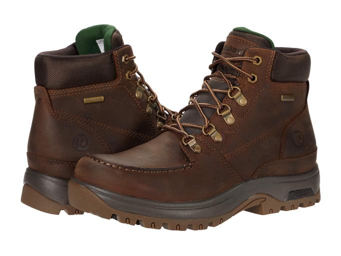 Dunham 8000 Works Moc Waterproof Boot, best winter boots for men