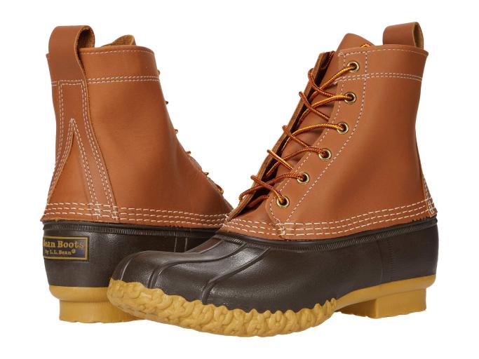 """L.L.Bean 8"""" Bean Boots, best winter boots for men"""