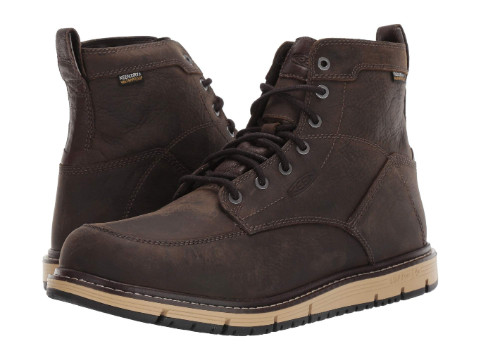 "Keen Utility 6"" San Jose Waterproof Boot, best winter boots for men"