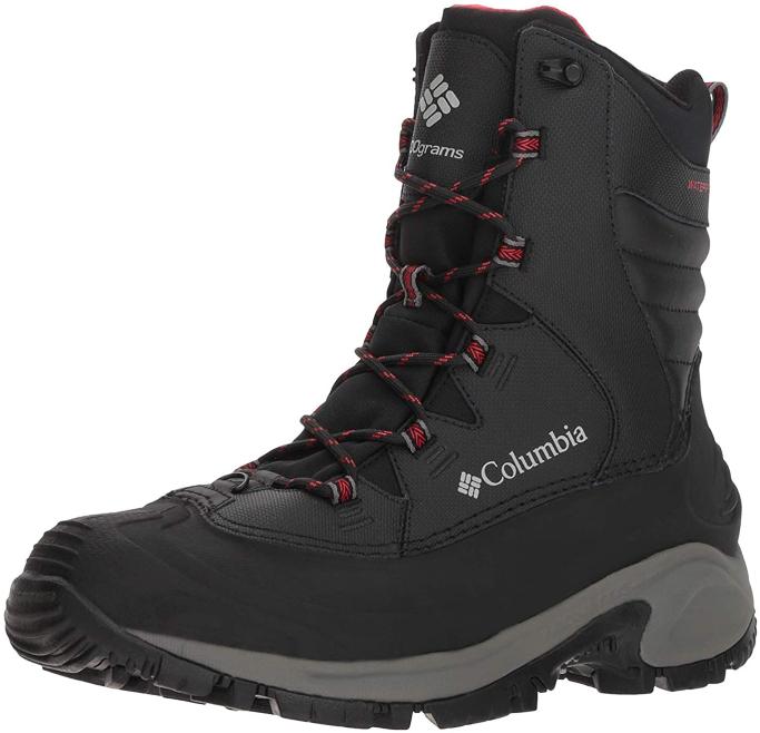 Columbia Bugaboot III Snow Boot, best winter boots for men