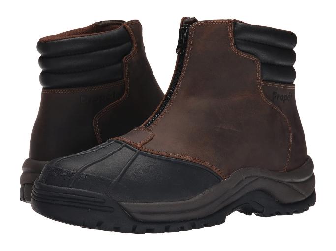 Propet Blizzard Mid Zip Boot, best winter boots for men