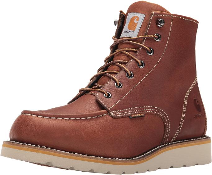 best winter boots for men, carhartt