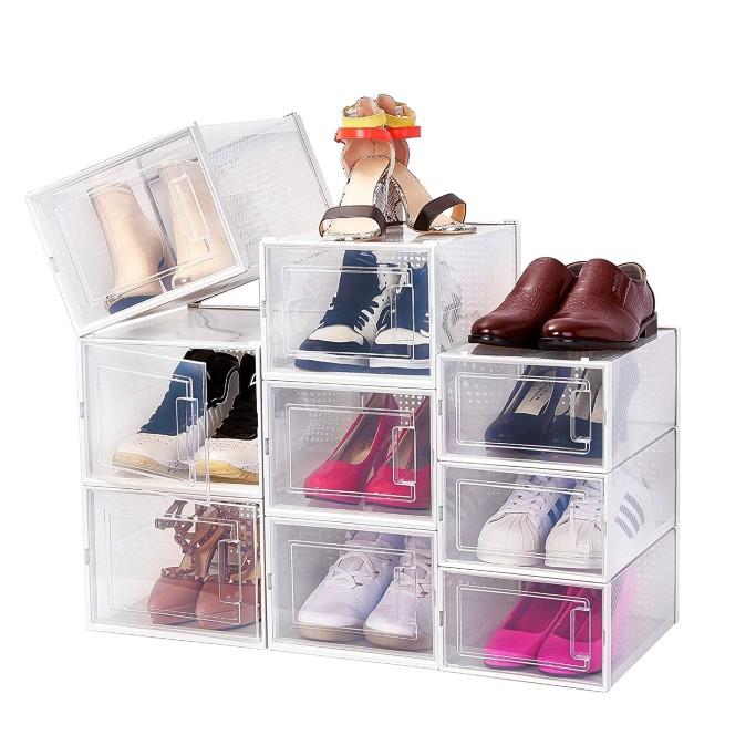 I&D Designs Shoe Bins