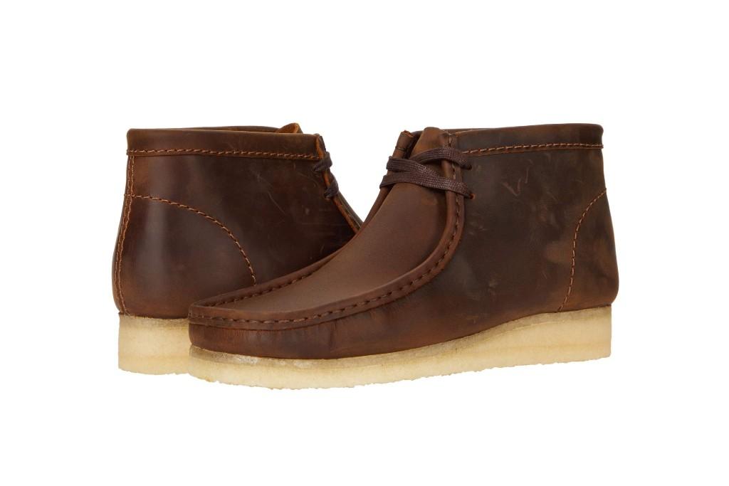 Clarks Wallabee Boot, best men's moccasins