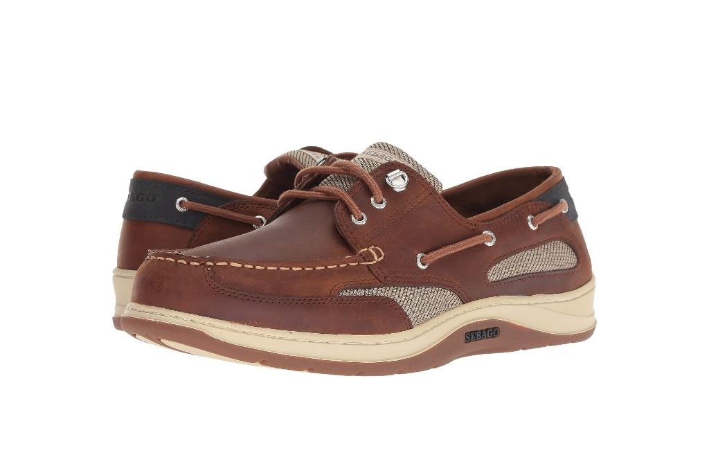 Sebago Clovehitch II, best men's moccasins