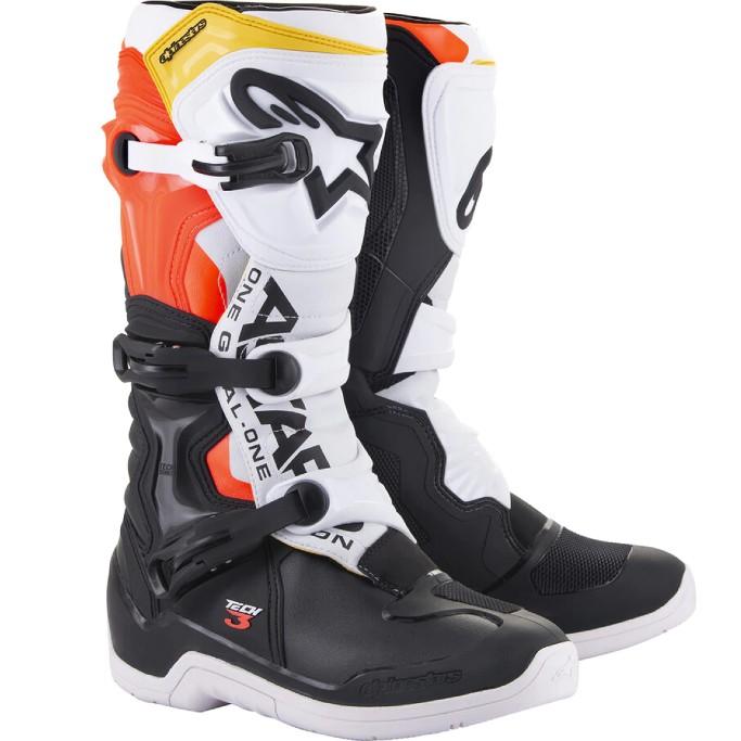 Alpinestars Tech 3 Motocross Boots, men's motocross boots