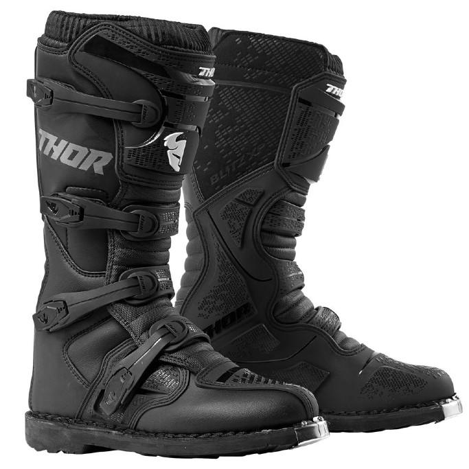 thor motocross boots, men's motocross boots