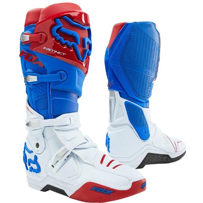 Fox Racing 2021 Instinct Boots, men's motocross boots